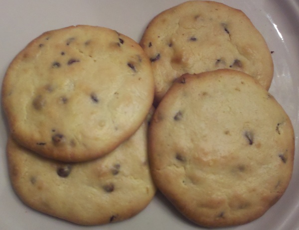 Low Fat Chocolate Chip Cookies Uk
