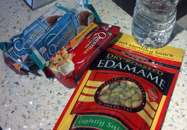 Low Carb Airport Snacks