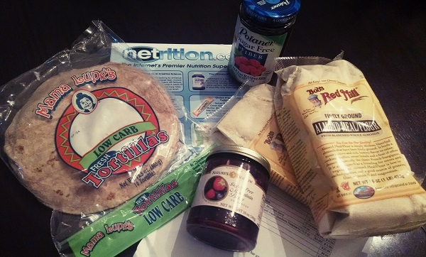 My Netrition Order: Low Carb Products