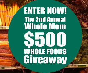 whole foods organic market giveaway