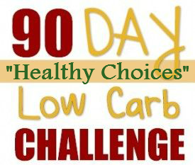 Healthy Low Carb Challenge