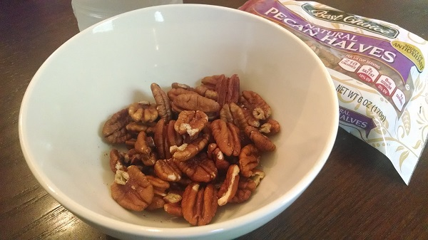 Pecans are Low Carb High Fat LCHF