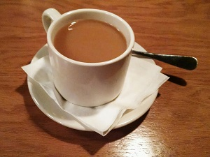 low carb coffee for dessert