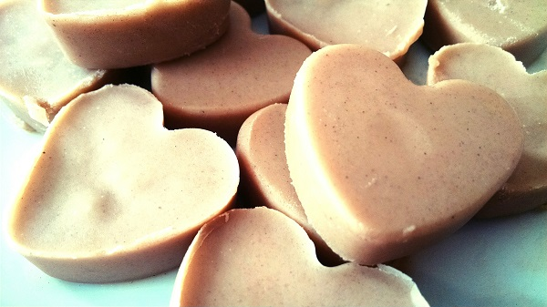 coconut oil peanut butter candy