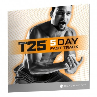 Heard of Shaun T's FOCUS T25 Workout?