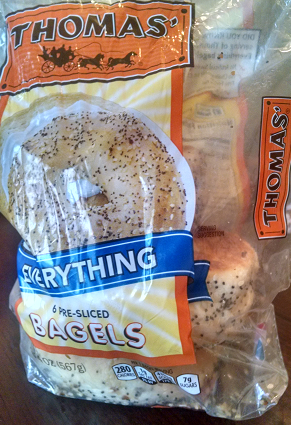 Thomas Everything Bagels
