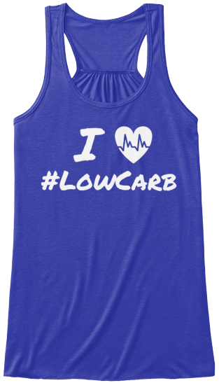Heart Health Low Carb Tee