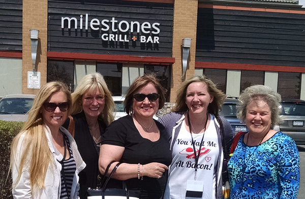 Toronto Low Carb Meetup at Milestones