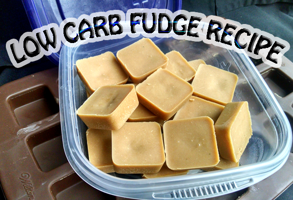 Easy Low Carb Fudge Recipe