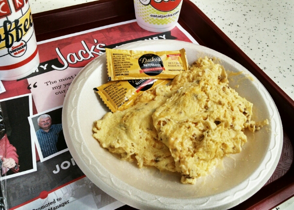 Eating Low Carb at Jack's