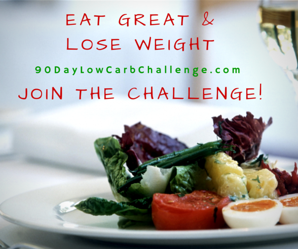 2015 Low Carb Challenge