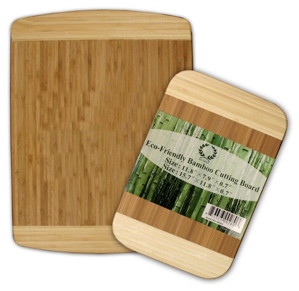 Eco Friendly Bamboo Cutting Boards