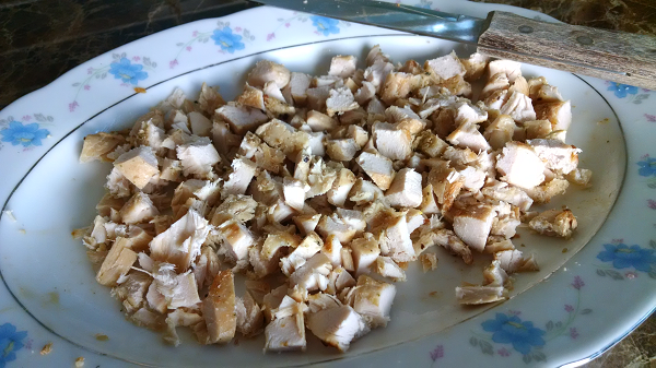 chopped-chicken-breast