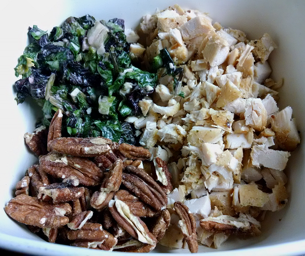 Low Carb Pecan Chicken Salad Recipe