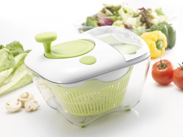 All-In-One Salad Spinner