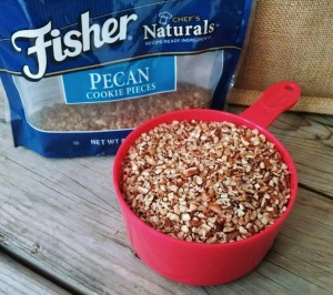 Fischer Pecan Cookie Pieces