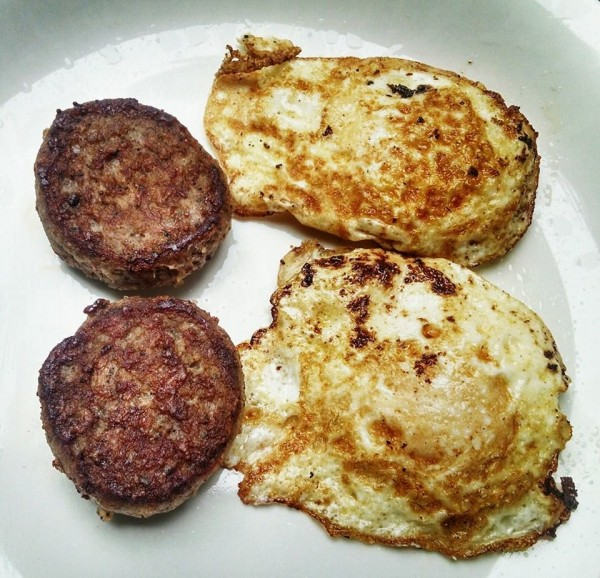 Easy Low Carb Breakfast