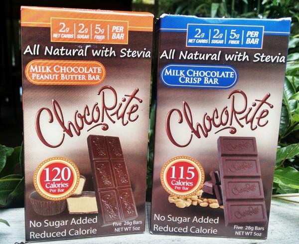 ChocoRite Sugar Free Chocolate Bars