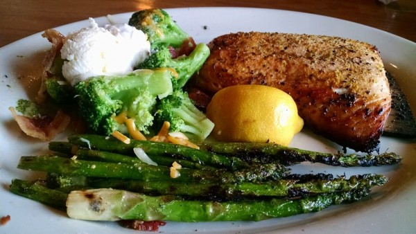 Low Carb at O'Charley's Restaurant