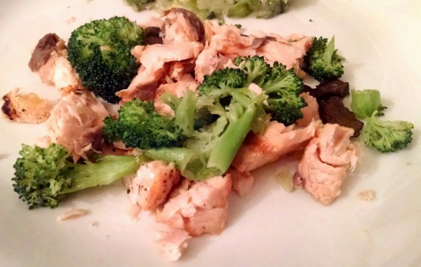 Low Carb Leftovers