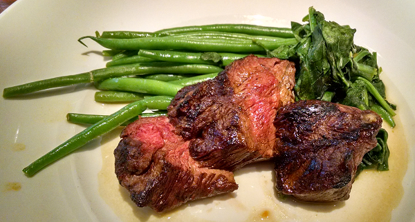 Seasons 52 Restaurant: Low Carb Lunch