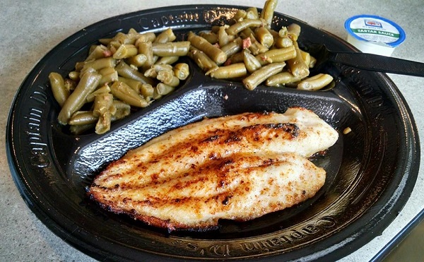 Eating Low Carb at Captain D's Seafood Restaurant