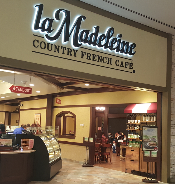 La Madeleine Low Carb