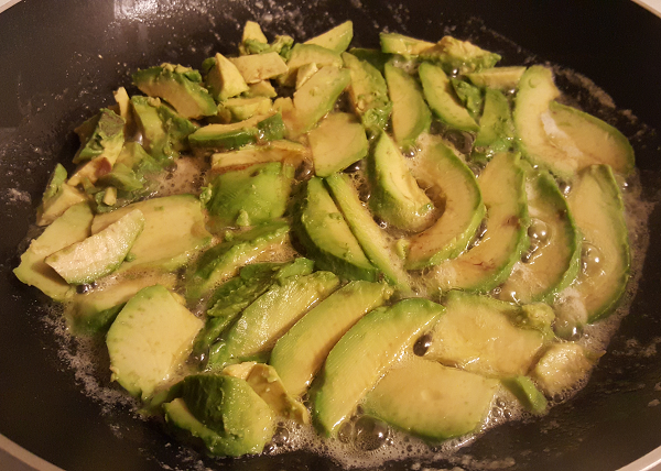 Cooking Avocado