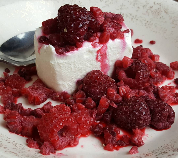 Healthy Low Carb Dessert