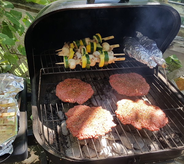 Low Carb Grilling