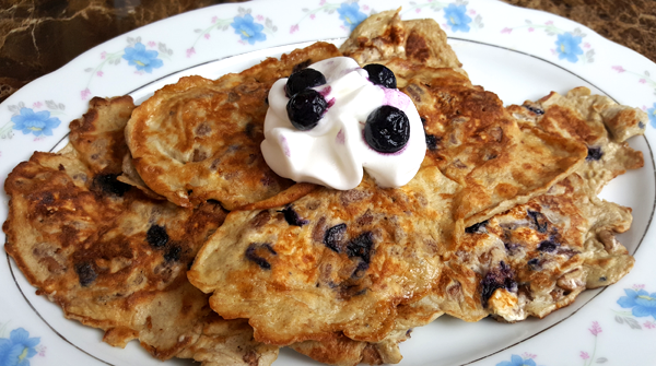 Low Carb Recipe for Crepes or Pancakes