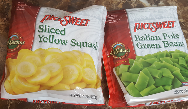 Pictsweet Low Carb Frozen Vegetables