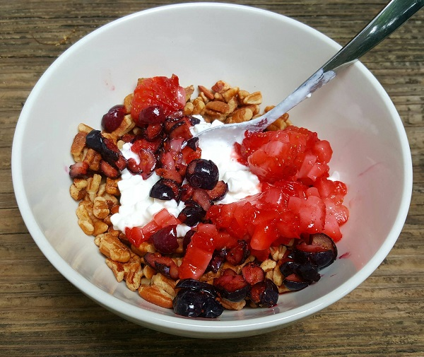 Homemade LCHF / Low Carb Cereal