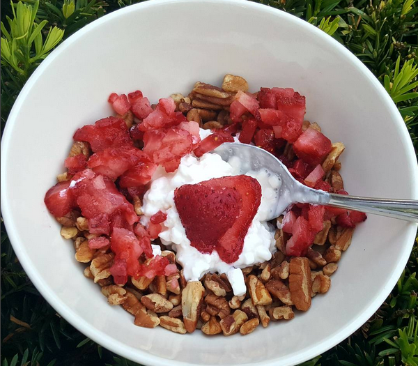 Healthy LCHF / Low Carb Cereal