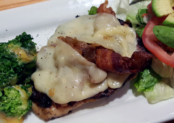 Eating Low Carb at Chili's Grill & Bar Restaurant