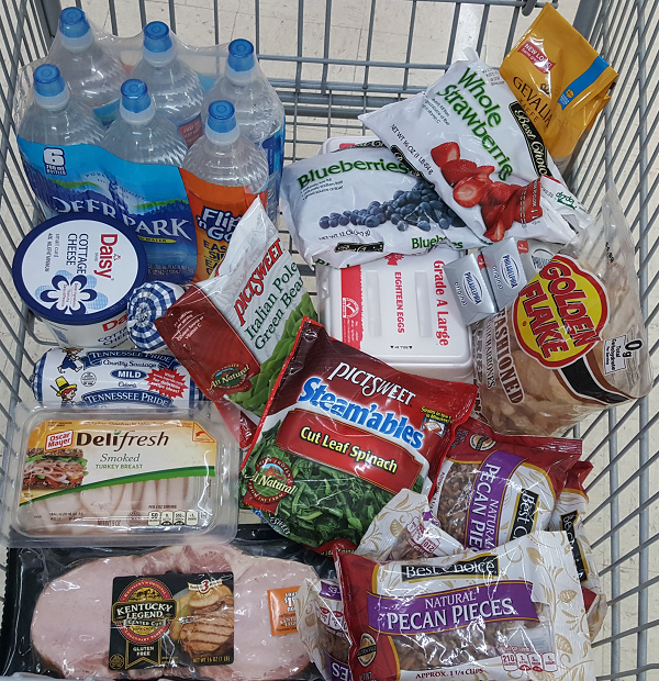 Low Carb Groceries