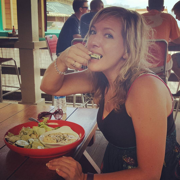 Eating Low Carb at The Crab Trap on Okaloosa Island