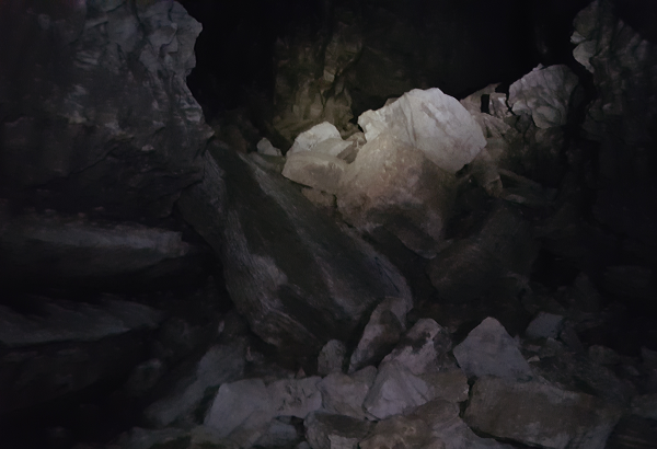 Cave Hiking and Rock Climbing