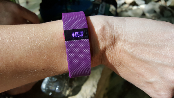 Tracking Our Caving Adventure With Fitbit Charge HR