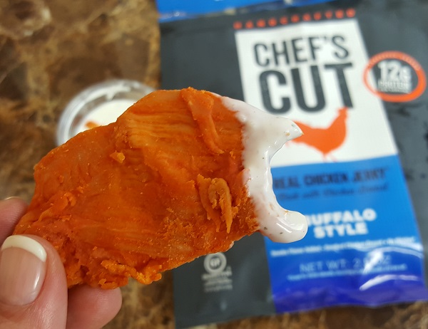 Chef's Cut Chicken Jerky, Buffalo Style