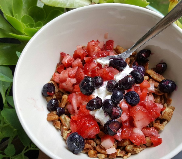 Healthy Breakfast LCHF / Low Carb