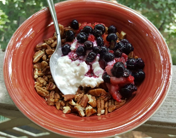 Healthy Low Carb Breakfast