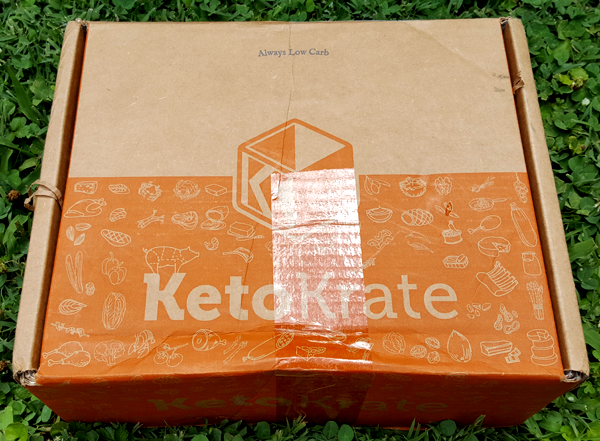 Keto Krate Delivery