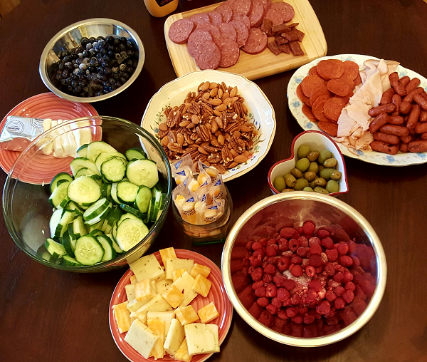 Low Carb Entertaining