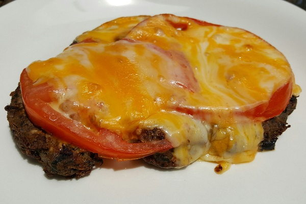 Low Carb Hamburger Steak