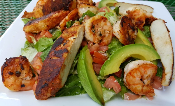Low Carb Mexican Restaurant Meal
