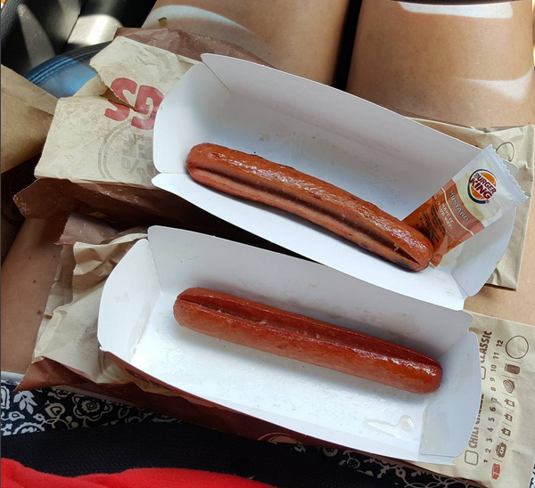 Eating Low Carb at Burger King (in a pinch!)