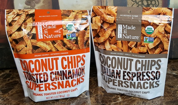 Made In Nature Organic Coconut Chips