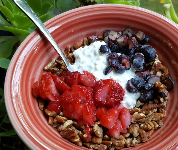 Healthy Low Carb / LCHF Cereal