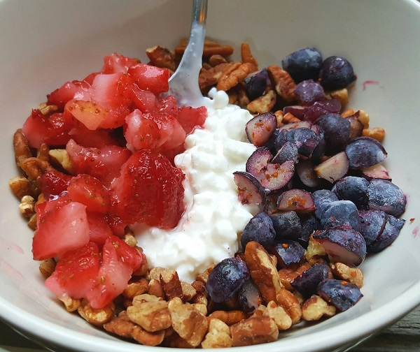 LCHF Healthy Breakfast